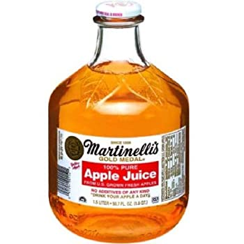 Martinelli Apple Juice, 1.5 Lt, Pack Of 6
