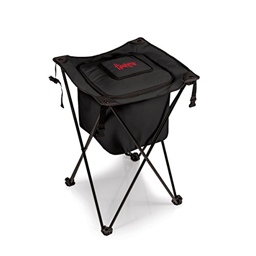 NCAA Texas Tech Red Raiders Sidekick Insulated Portable Cooler with Integrated Legs, Black (Texas Tech Red Raiders Ice)