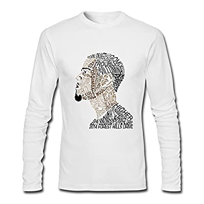 JIAYUHUA Men's J. Cole Long Sleeve T-shirt