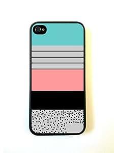 Geometric Dots iphone 5s Case - For iphone 5s - Designer TPU Case Verizon AT&...