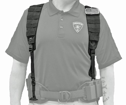 5.11 Tactical 56105 Brokos VTAC Harness, One Size, Black