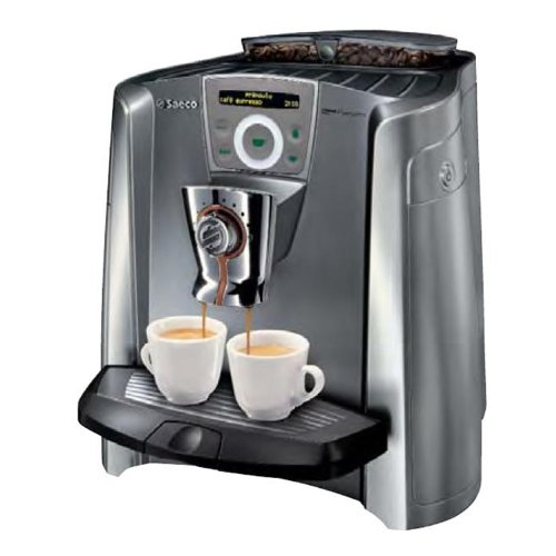 Saeco S-PR-SG Primea Ring Super-Automatic Espresso Machine