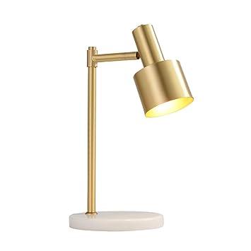 LIZHIQIANG Lámpara de sobremesa, lámparas de Estudio para el ...