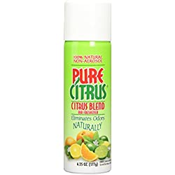 Blue Magic NA22-6 Pure Citrus Blend Air Freshener - 6.25 oz.