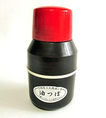 "Sakai Takayuki, Oil applicator for Knife Maintenance, ""Aburatsubo"",Japanese Chef's tool"
