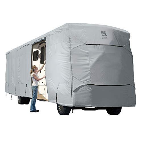 Classic Accessories OverDrive PermaPro Heavy Duty Cover for 37' to 40' Extra Tall Class A RVs