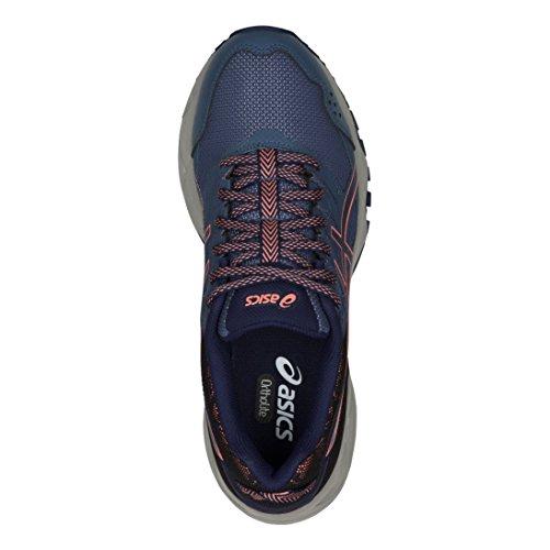 para bleu Gel Running 3 corail Asics marine Mujer Asfalto para Zapatillas de Sonoma indigo rose bleu 8wqvqda