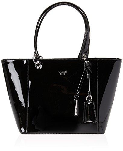 GUESS Hwpt6691230 - Bolsos de mano Mujer Negro (Nero)