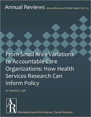 From Small Area Variations to Accountable Care