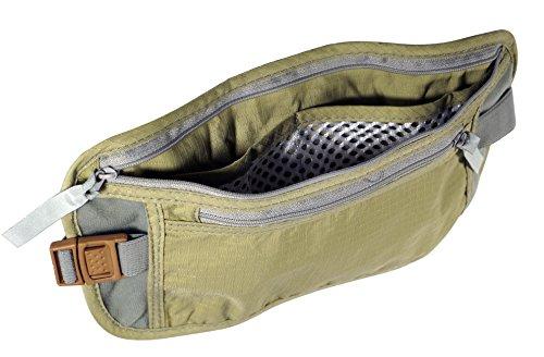 Dual Zippered Pockets - 9