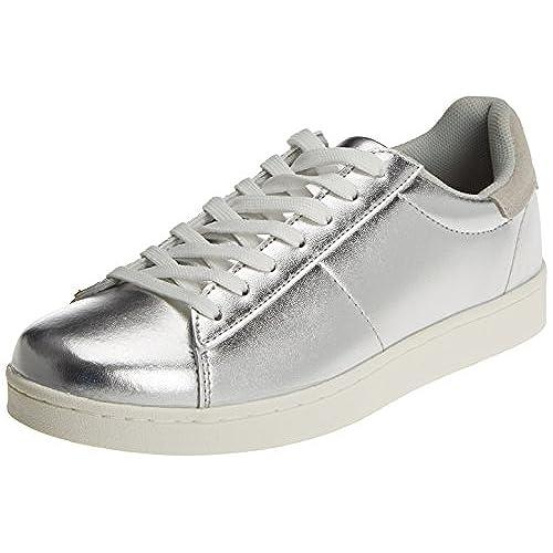 def70597d2d 50% de descuento Springfield 5.g.Sneaker BS Plata