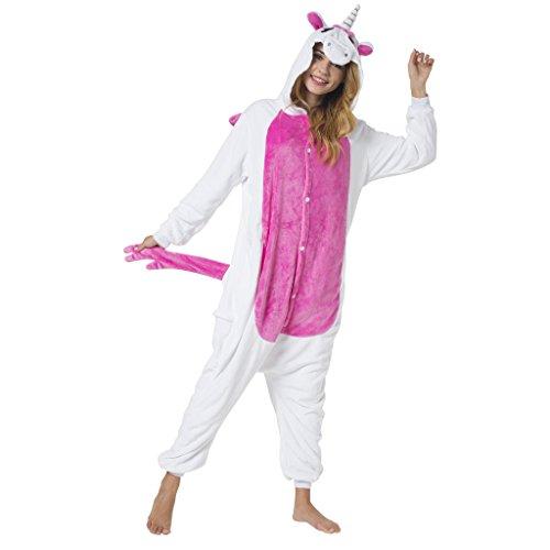8169f6d3de03b7 best Kigurumi Pijama Disfraz de Animal Traje para Adultos Unisex ...