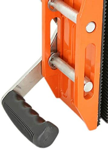 MINUS ONE Double Handed Carrying Clamps,Load Capacity Up to 150kg,Carrying Thickness 5-45mm,for Glass, Stone and Ceramic Plate