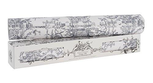 Scentennials Vintage Toile Gray (12 Sheets) Scented Drawer - Drawer Twelve Dresser