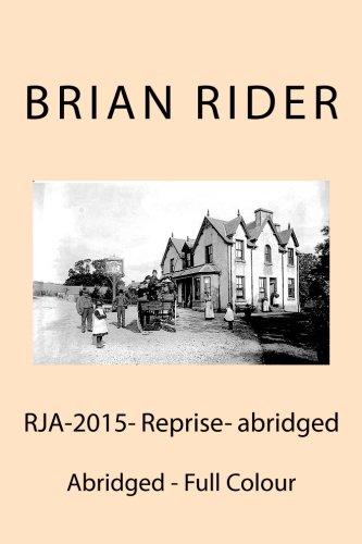 Download RJA-2015- Reprise- abridged: Abridged - Full Colour (Volume 7) pdf epub