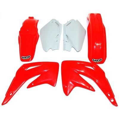 UFO HOKIT109-999 Complete Body Kit (BODY KIT,HON CR85 03-06)