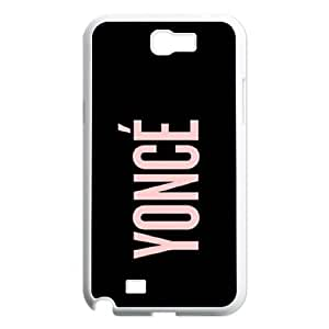 DDOUGS I Beyonce DIY Cell Phone Case for Samsung Galaxy Note 2 N7100, Discount I Beyonce Case
