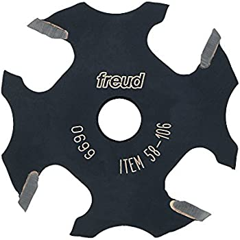 "Freud 63-156  3//32/"" Height Slot Cutting Set 1//2/"" Shank"