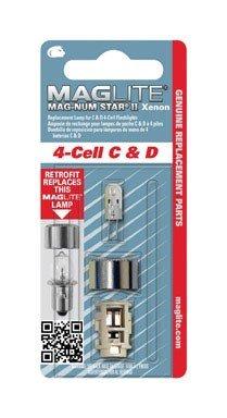 Mag LMXA401 4 Cell Krypton Flashlight Replacement Bulb ()