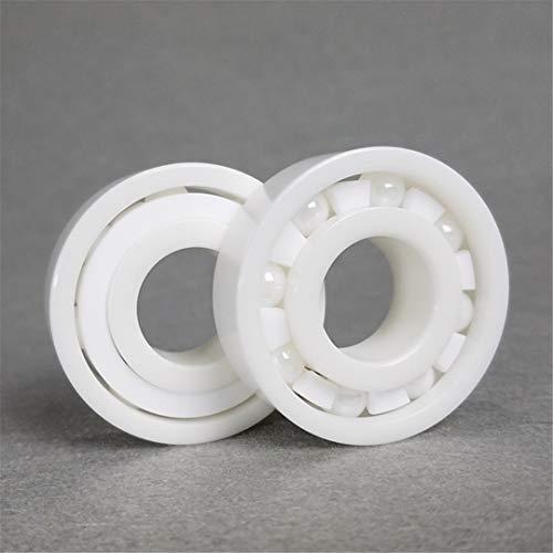 683 684 685 686 687 688 689 Full Zro2 Ceramic Ball Bearing Zirconia Bearing Good 684 4x9x4 ()