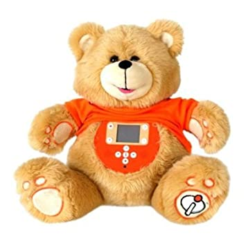 I Teddy Plush Interactive Educational Teddy Bear by ZIZZLE