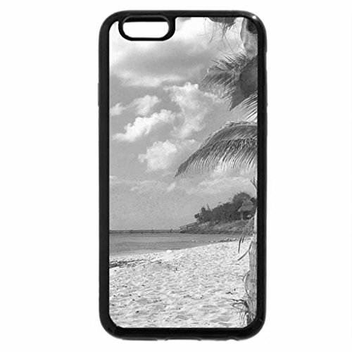 iPhone 6S Plus Case, iPhone 6 Plus Case (Black & White) - Weathered In Time