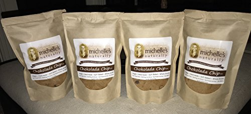 Michelle's Naturally Vegan Chocolate Chip Cookies - 4 Bags