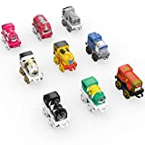mini ranger - Fisher-Price Thomas & Friends MINIS, Power Rangers (9-Pack)