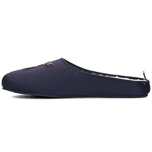 Tommy Hilfiger Damen Neptune 2D PP D2w 403 Sneaker, Navy Blau (Blue Fw0Fw01698/403)