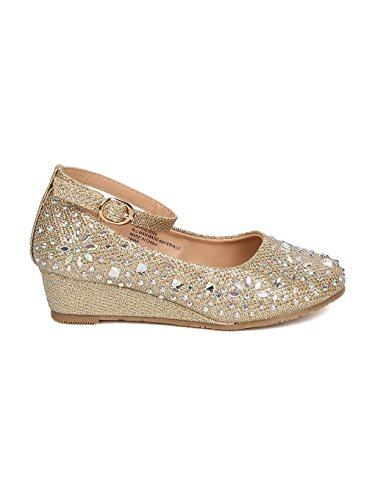 Buy girls glitter shoes size 1