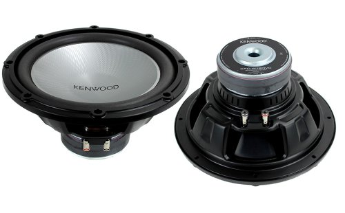 "2) Kenwood KFC-W12PS 12"" 2000W Car Subwoofers Power Subs Woofers 4 Ohm KFCW12PS"