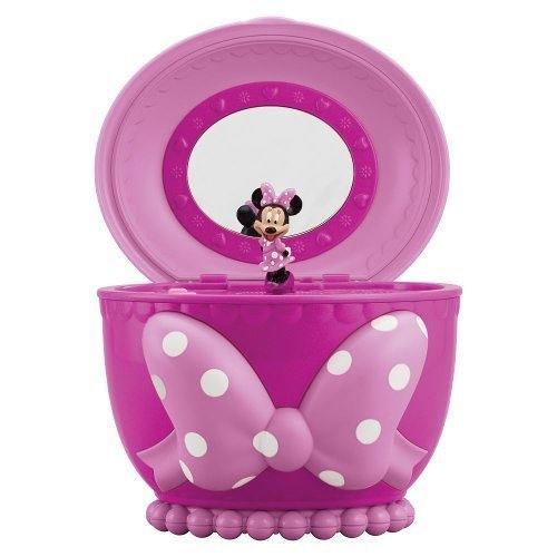 Minnie Mouse Bow-Tique Music Box Speaker
