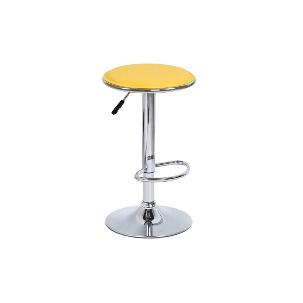 A ZSPPPP Chairs Bar Stool Bar Chair redating Lift Bar Stool High Stool (color   B)