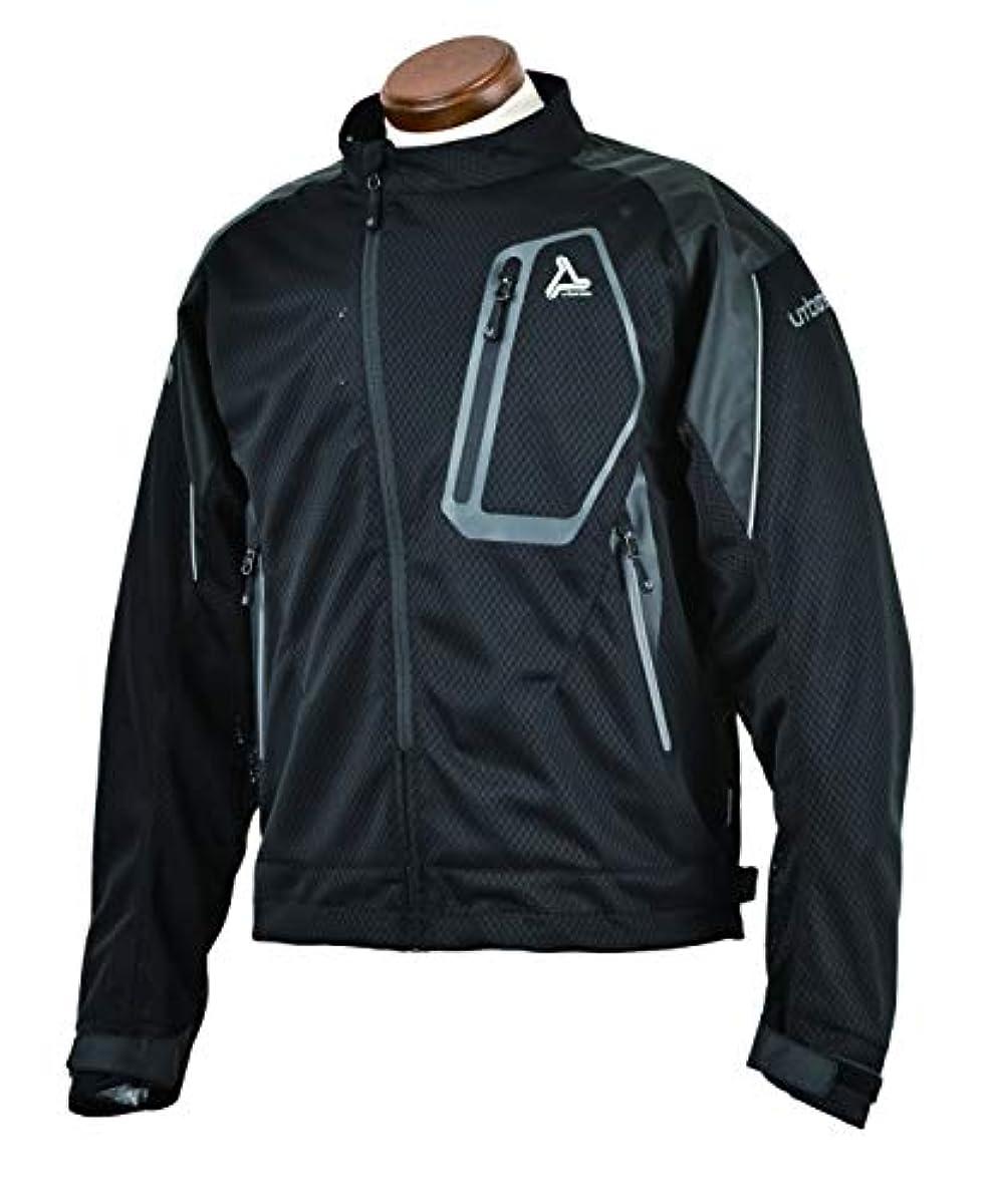 [해외] 어버니즘(URBANISM) 오토바이용 재킷 라이드 메쉬 재킷 맨즈 블랙/블랙 LB UNJ-066