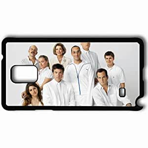 Personalized Samsung Note 4 Cell phone Case/Cover Skin Arrested Development Black