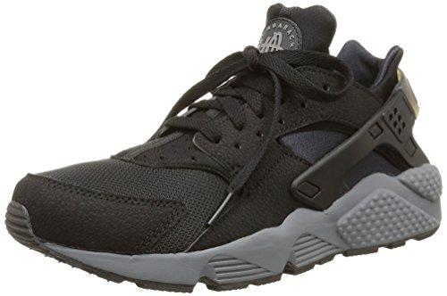 da Black dark Scarpe Grey Uomo Black Ginnastica Nero Huarache black Nike Air qvw8x4vt