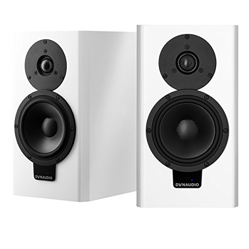 Dynaudio Xeo 20 Bookshelf Speakers - Pair (White)
