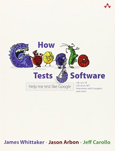 how google tests software - 3