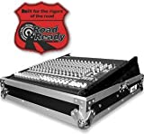 12u mixer rack - Road Ready RRM19R Universal 19-Inch Mixer Case with Rack Rails