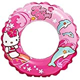 INTEX - Flotador hinchable Hello Kitty 51 cm - 3/6 años (56200)
