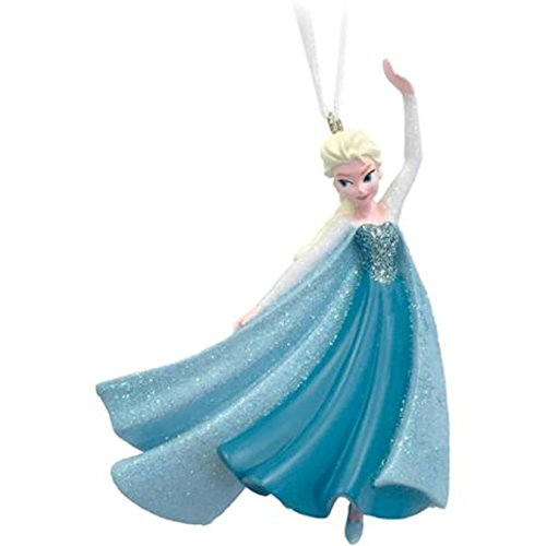 hallmark disney frozen elsa christmas ornament - Elsa Christmas Decoration