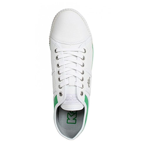 Chaussures de sport pour Homme KAPPA 3022YT0 ZACKRIDER 932 WHITE-GREEN