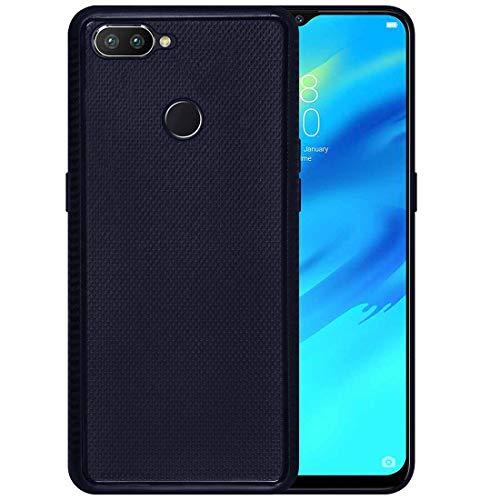 Casotec Back Cover for Realme 2 Pro  TPU_Blue