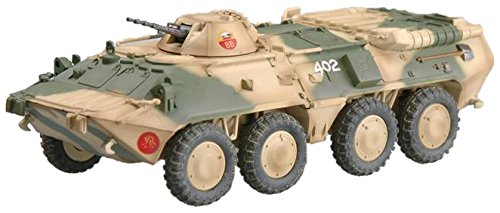 Price comparison product image Easy Model Russian BTR-80 Apc Ussr Imperial Guard Troops Battle Situation Die Cast Military Land Vehicles