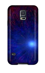 HISlUMJ529RArwG Case Cover Protector For Galaxy S5 Abstract5 Case by mcsharks