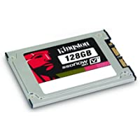 Kingston SSDNow V+180 128GB Micro SATA II 3GB/S 1.8 Inch Solid State Drive SVP180S2/128G