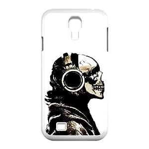 GTROCG skull art Phone Case For Samsung Galaxy S4 i9500 [Pattern-1]