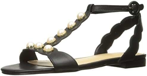 Marc Fisher Women's Elana Flat Sandal