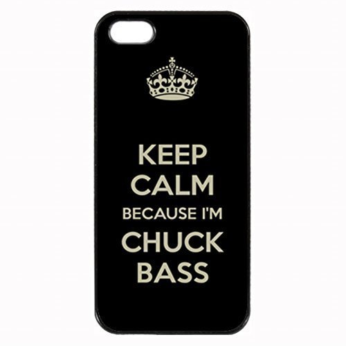 Chuck Bass I'm Chuck Bass iPhone 4 & 4s Case Hard Durable Case Cover Skin for...