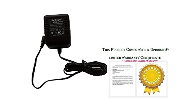 UpBright NEW AC Adapter For Hikvision # TEAC-66-242300U TEAC66242300U 24V Power Supply Cord Cable PS Charger Mains PSU Input: 110V - 117V - 120VAC 60Hz or 220V - 230V - 240VAC 50Hz Suitable Input Voltage For Your Country//Area